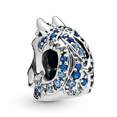 Pandora Disney, Frozen Nokk Horse Crystal & CZ Charm