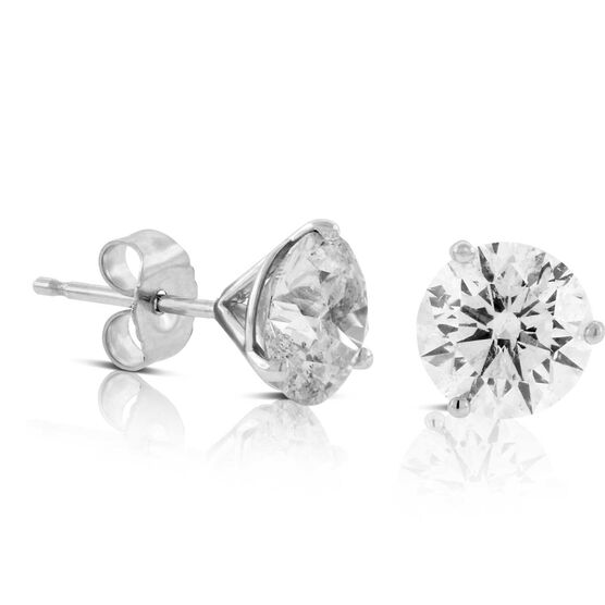 Ikuma Canadian Diamond Earrings 14K, 4 ctw.