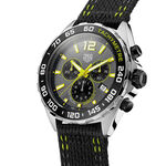 TAG Heuer Formula 1 Quartz Gray Nylon Chronograph Watch, 43mm