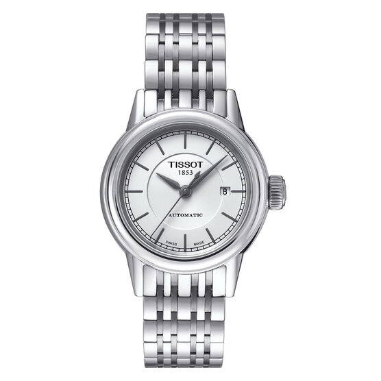 Tissot Carson Lady's Automatic Watch, 29.5mm