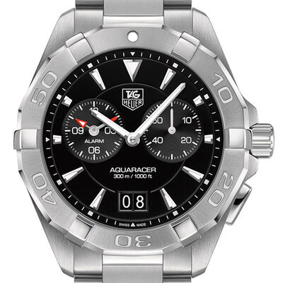 TAG Heuer Aquaracer Alarm Watch
