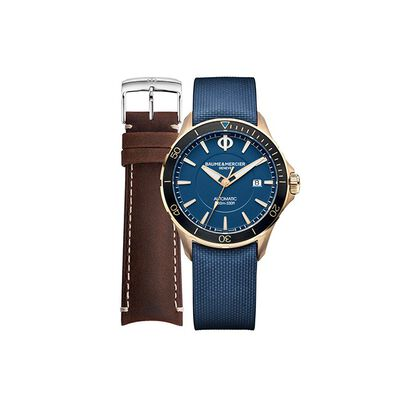 Baume & Mercier CLIFTON CLUB 10502 Bronze Watch