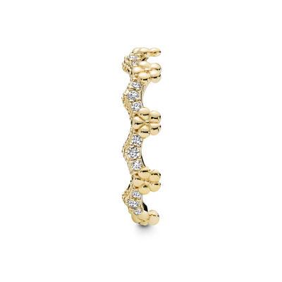 PANDORA Shine™ Flower Crown CZ Ring