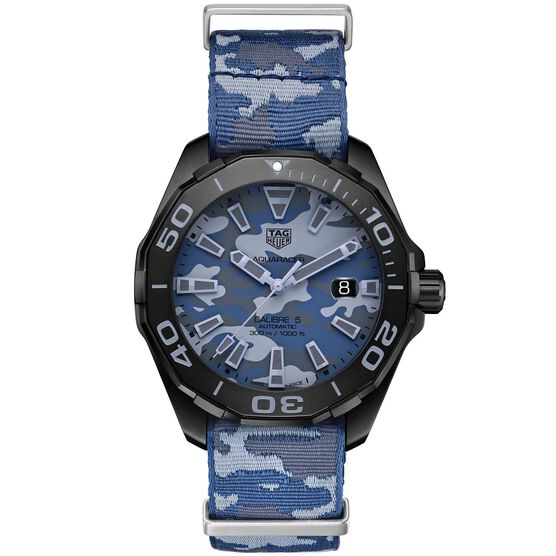 TAG Heuer Aquaracer Ceramic Automatic - Special Production Watch