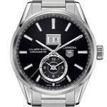TAG Heuer Carrera Calibre 8 GMT & Grande Date Watch