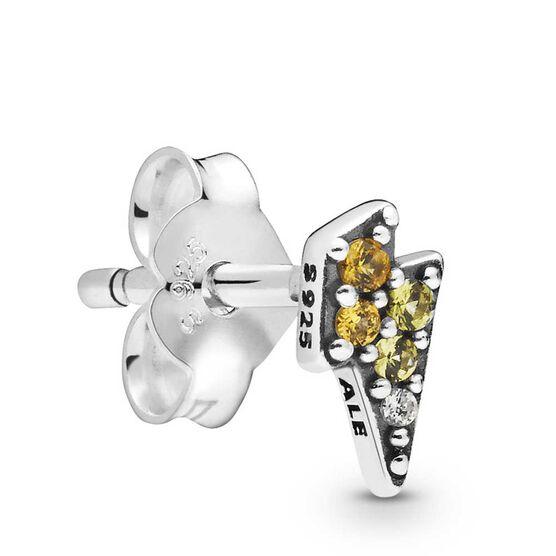 Pandora Me My Powerful Light Crystal Single Stud Earring