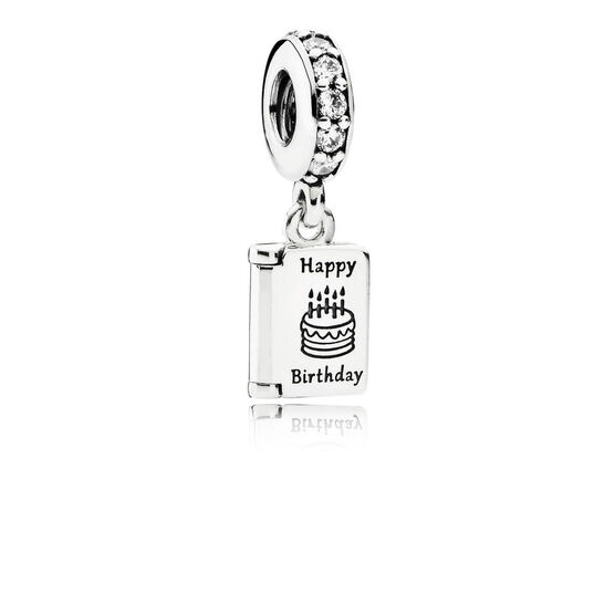 PANDORA Birthday Wishes Charm
