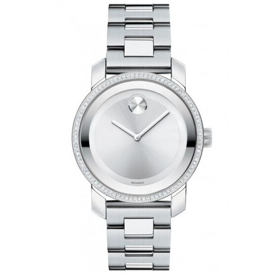 Movado Bold Diamond Watch