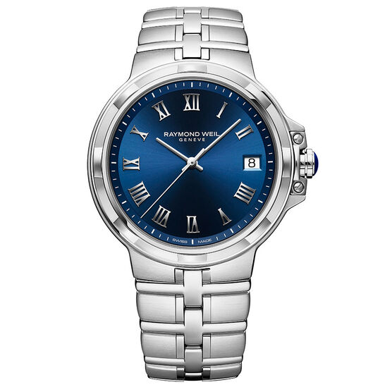 Raymond Weil Parsifal Classic Blue Dial Watch