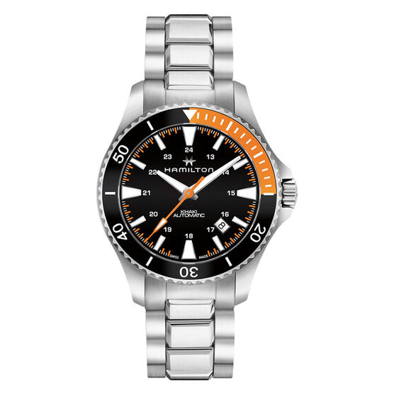 Hamilton Khaki Navy Scuba Automatic Watch