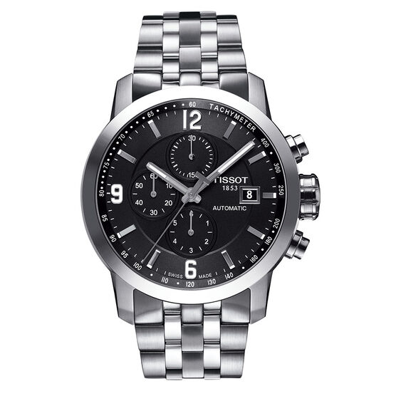 Tissot T-Sport PRC 200 Automatic Chronograph Watch, 44mm