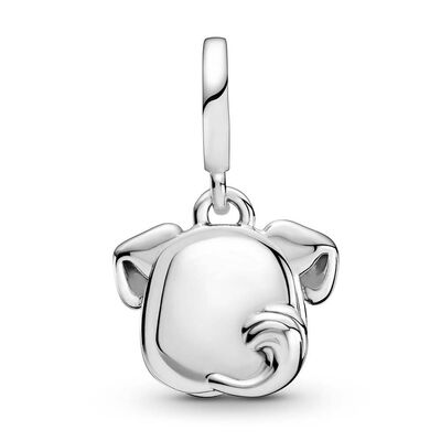 Pandora My Pet Dog Enamel Dangle Charm
