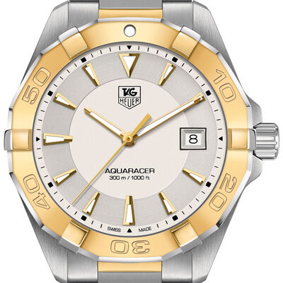 TAG Heuer Aquaracer Quartz Watch, 40.5mm