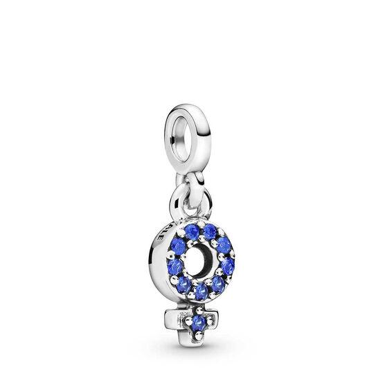 Pandora Limited Edition Me My Girl Pride CZ Dangle Charm