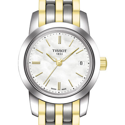 Tissot Classic Dream Mother-of-Pearl T-Classic Quartz Watch