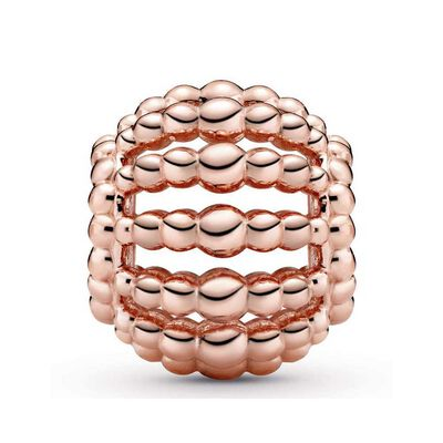 Pandora Rose™ Purely Pandora Beaded Openwork Charm