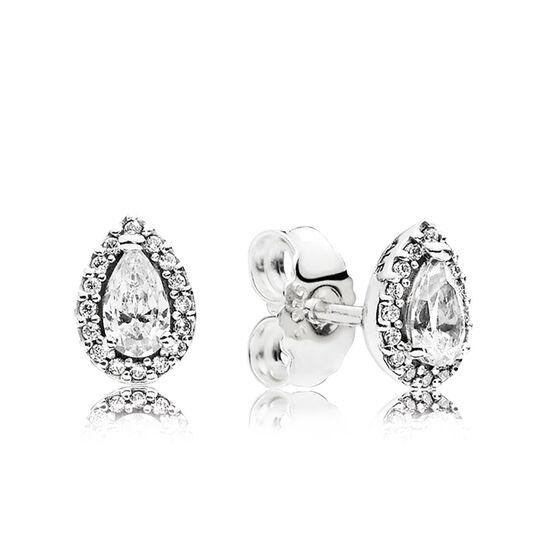 Pandora Radiant Teardrops CZ Stud Earrings
