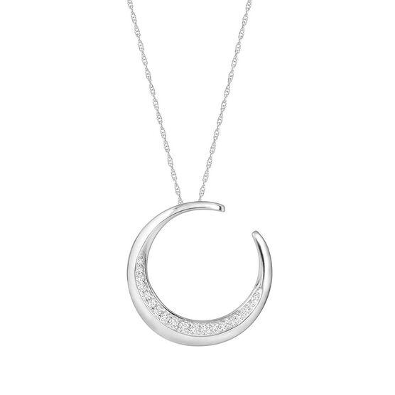 HOPECIRCLE Diamond Pendant 14K, 2/5 ctw.
