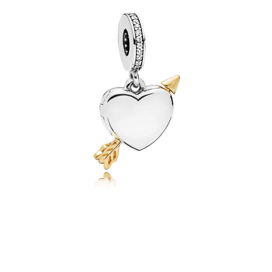 PANDORA Shine™ & Silver Arrow of Love Limited Edition CZ Dangle Charm