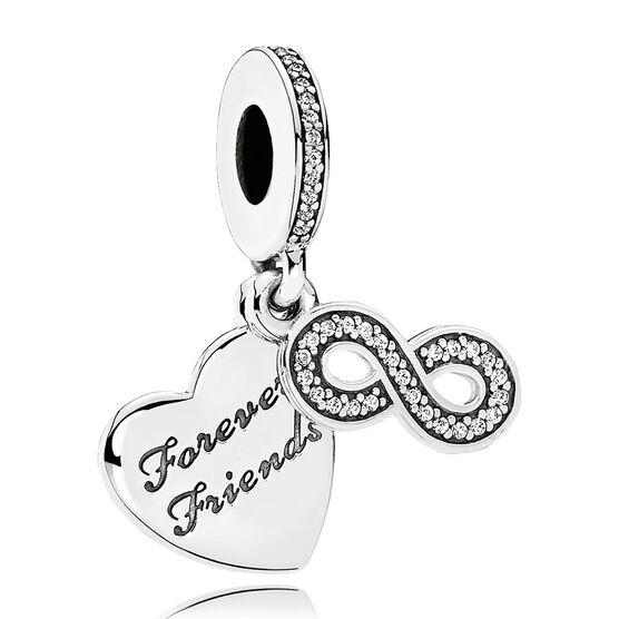 Pandora Forever Friends CZ Charm