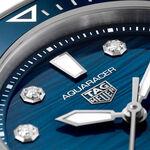 TAG Heuer Aquaracer Professional 300 Blue Steel Watch, 36mm