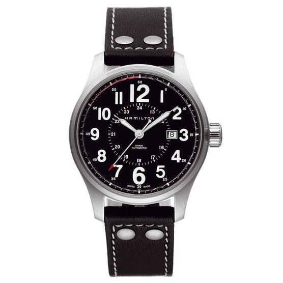 Hamilton Khaki Officer Automatic Watch