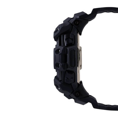 G-Shock Move Black Strap Bluetooth Heart Rate Monitor Solar Watch, 63mm