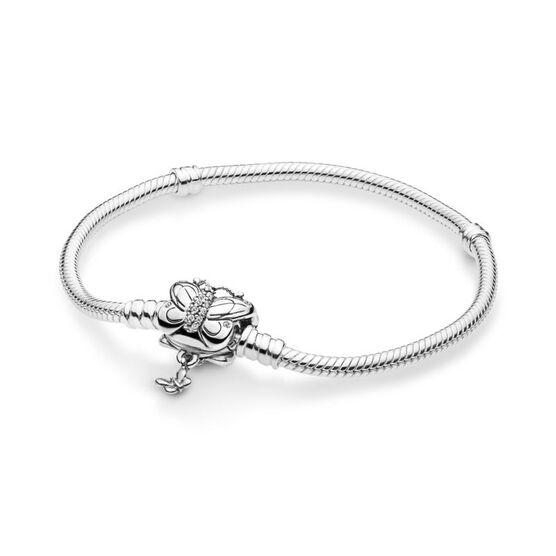 Pandora Decorative CZ Butterfly Bracelet