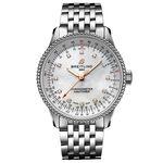 Breitling Navitimer Automatic 35 Diamond Watch, 35mm