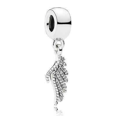 Pandora Majestic Feather Charm