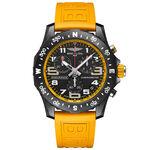 Breitling Endurance Pro Breitlight Yellow Rubber Watch, 44mm