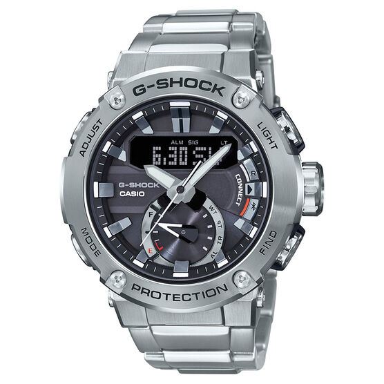 G-Shock G-Steel Connected Bluetooth Solar Watch