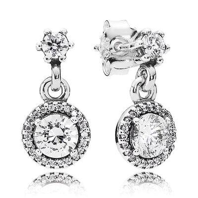PANDORA Classic Elegance Dangle Earrings