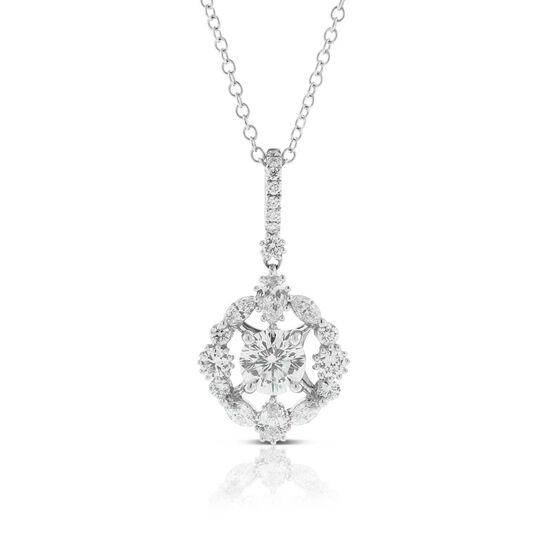 Signature Forevermark Diamond Necklace 18K