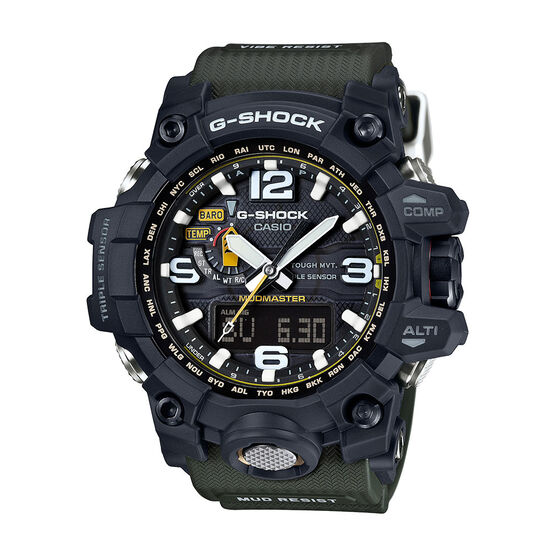 G-Shock Master of G Mudmaster Analog Digital Watch