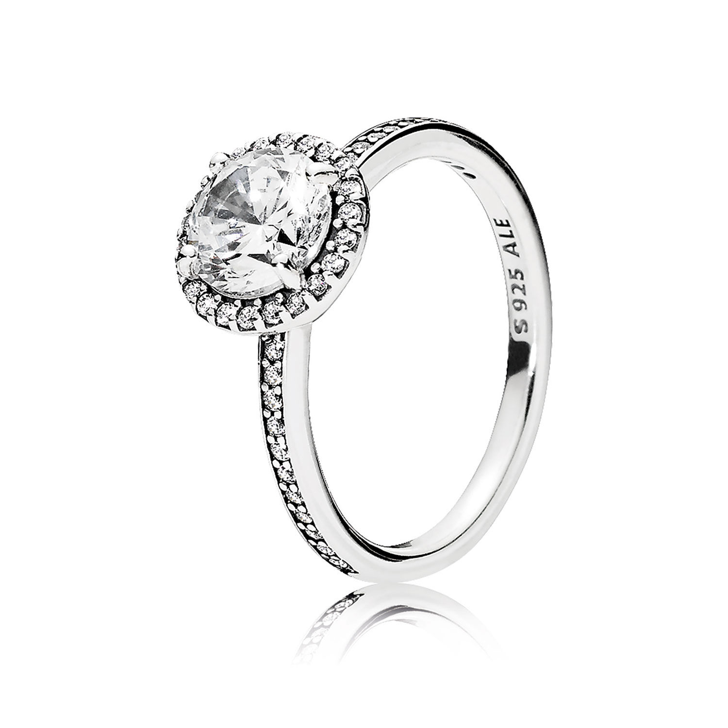 fd024f2ef ... coupon for pandora classic elegance cz ring 24264 fa20f