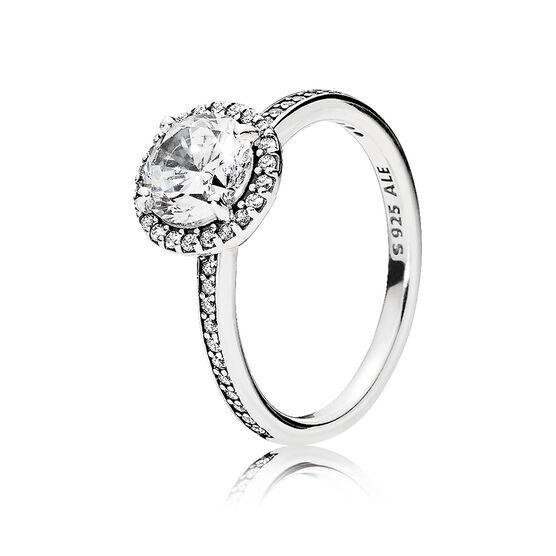 PANDORA Classic Elegance CZ Ring