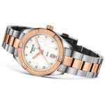 Tissot PR 100 T-Classic Sport Chic Diamond Watch, 36mm