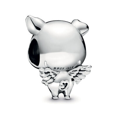 Pandora Friends Pippo the Flying Pig Charm