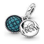 Pandora Glitter Globe Mom Enamel Dangle Charm