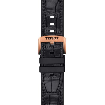 Tissot T-Race Swissmatic Rose Gold PVD Watch, 48mm