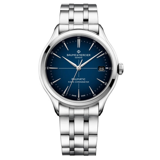Baume & Mercier CLIFTON BAUMATIC 10468 Watch