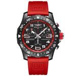 Breitling Endurance Pro Breitlight Red Rubber Watch, 44mm