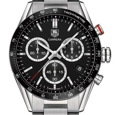 TAG Heuer Carrera Panamericana Special Edition Quartz Chronograph Watch