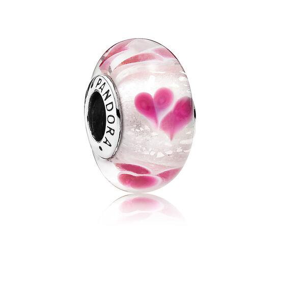 Pandora Wild Hearts Charm