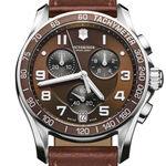 Victorinox Swiss Army Chrono Classic Watch 241498