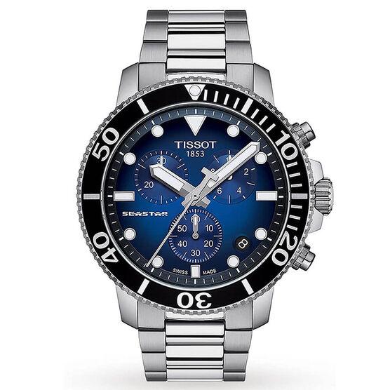 Tissot Seastar 1000 Chronograph Watch, 45.5mm