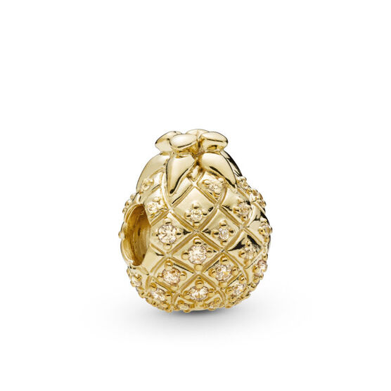 Pandora Shine™ Golden Pineapple CZ Charm