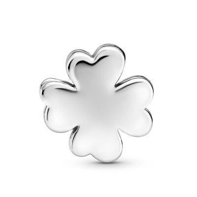 Pandora Reflexions™ Pavé Four-Leaf Clover Crystal Clip Charm