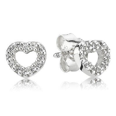 PANDORA Be My Valentine Earrings